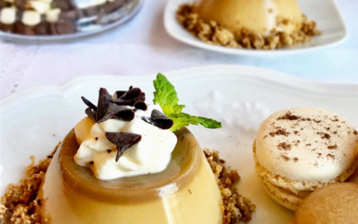Coffee Pannacotta