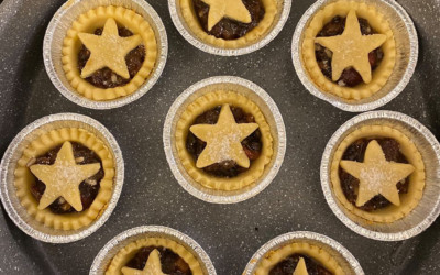 The best mince pies pastry's recipe