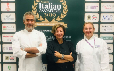 Judge at the Italian Award 2019