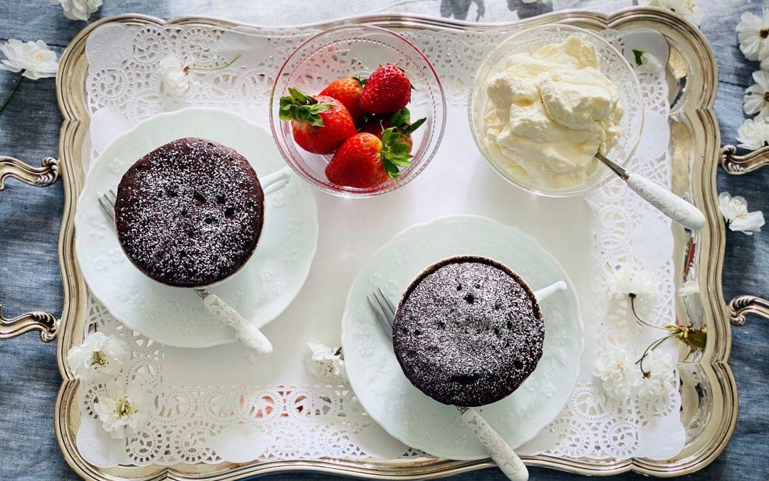 Chocolat Mug Cake