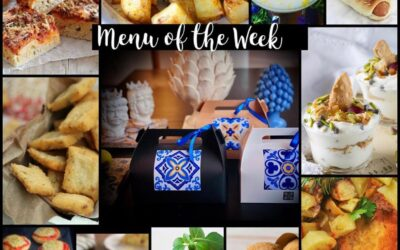 Menu of the week – June 14th