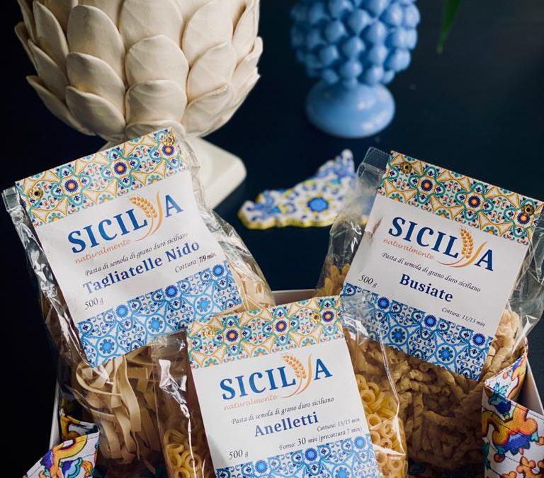 Partnership with Sicilia Naturalmente